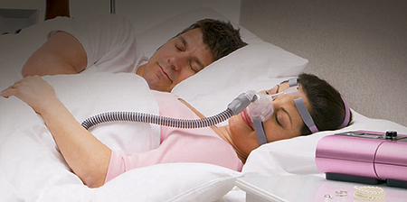 Get the sleep you need with a CPAP therapy program